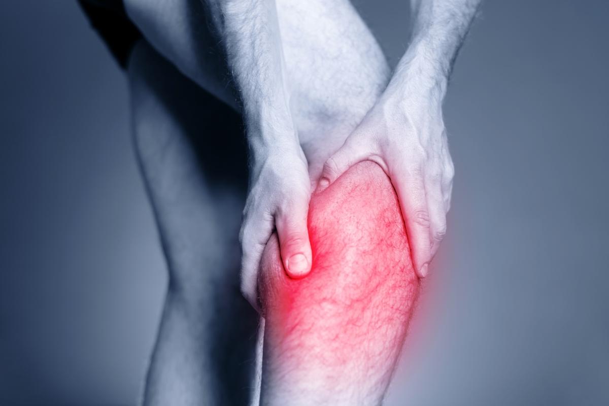 Severe Calf Pain