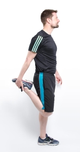Hiking Physio Brighton Quad Stretch