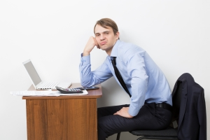 Tech Injuries - Desk Restitis