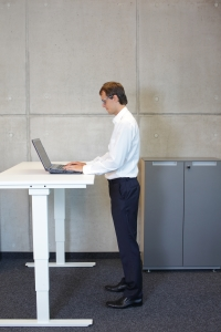 Stand Up Desk Problems - Small