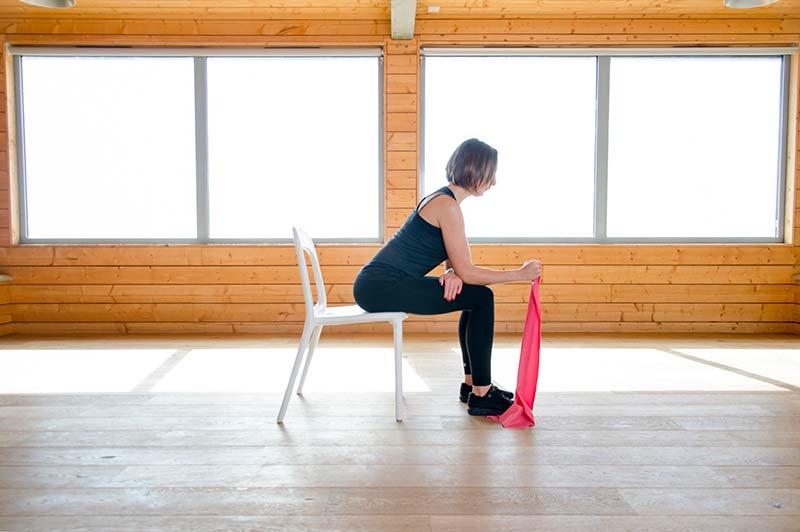 Ellie - Resisted Wrist Workout