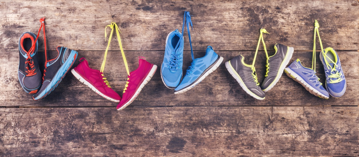 Which Running Shoes Are Right For Me?