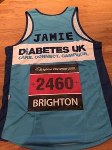 Brighton Marathon Vest