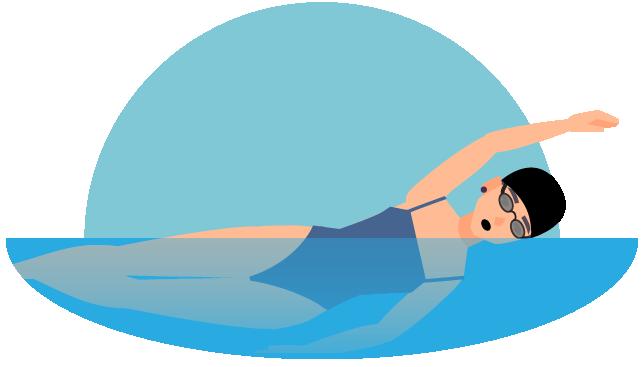 Swimmer Sports Massage Brighton