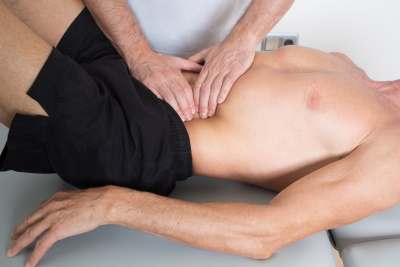 Oblique Fascial Release Massage for inguinal hernia treatment